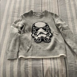 Boys Star Wars sweater